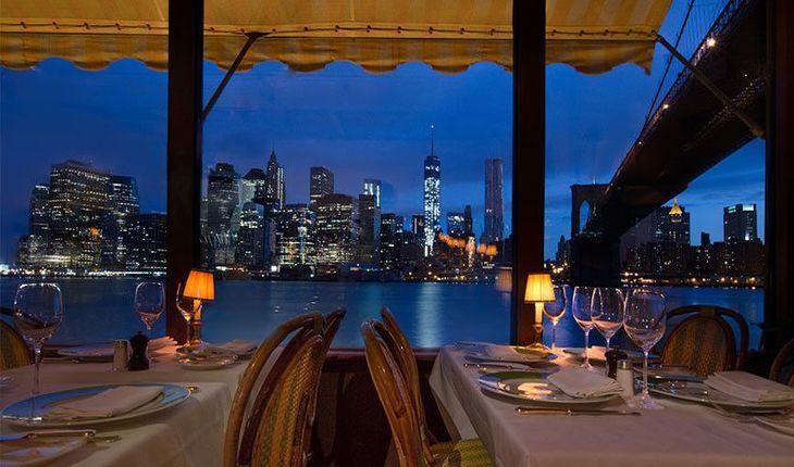 The River Cafe, Нью-Йорк, США