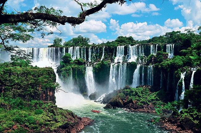 Самые красивые водопады планеты, 21 захватывающий снимок