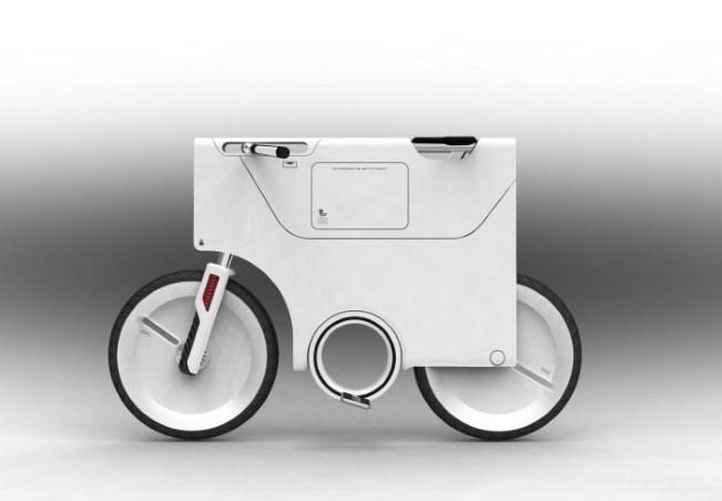 велосипеды будущего