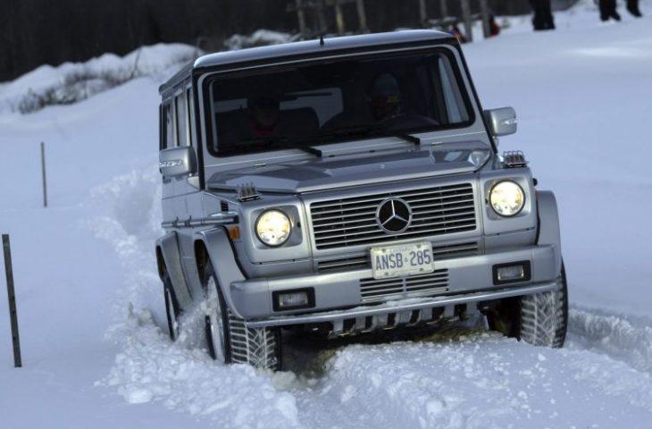 Mercedes-Benz G-Wagen