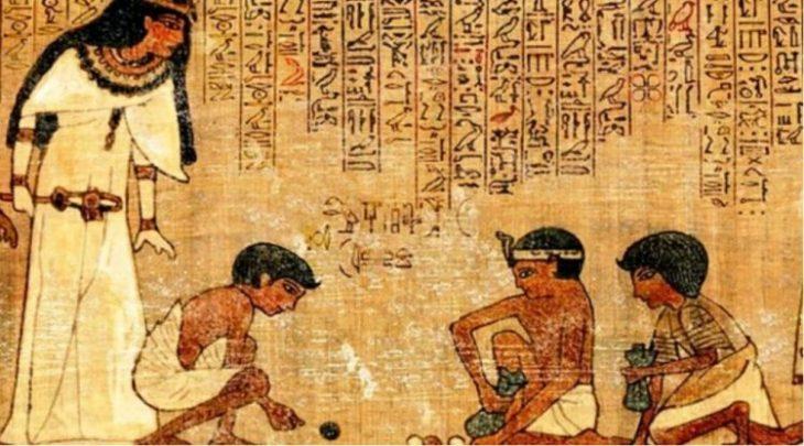 История создания духов