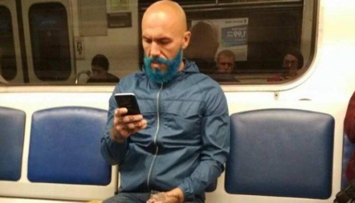 50 самых смешных людей в метро
