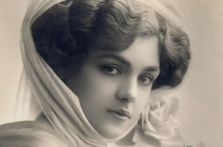 Какие женщины считались эталоном красоты 100 лет назад