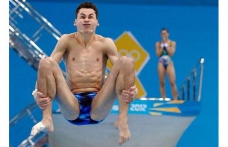Самые смешные курьезы в спорте, 50 фото