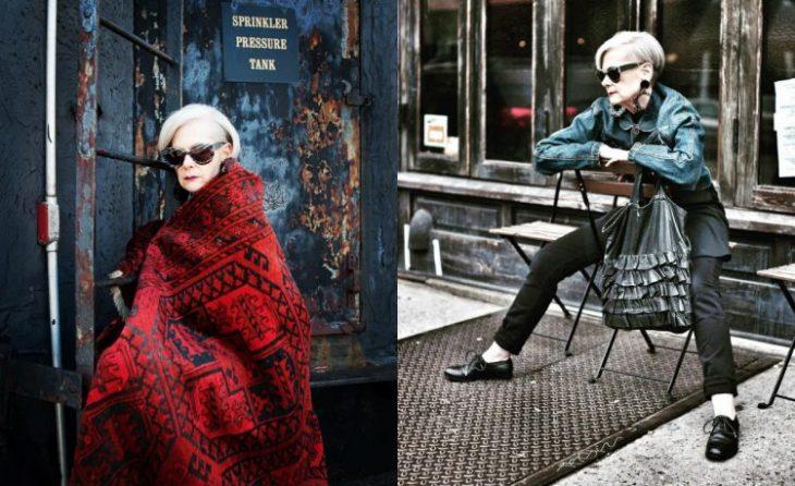 Самые стильные бабушки-инстаграмщицы
