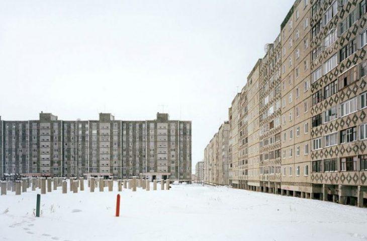 Закрытые города: 33 фото секретных поселений людей на планете