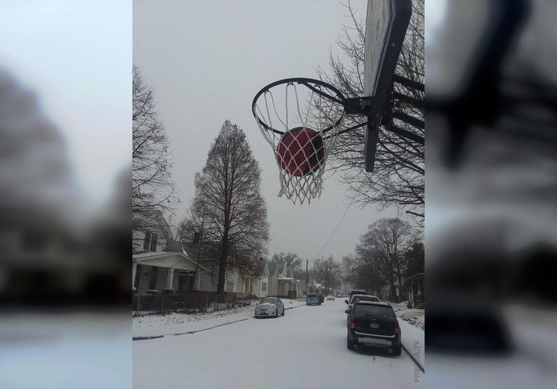 зима в снимках