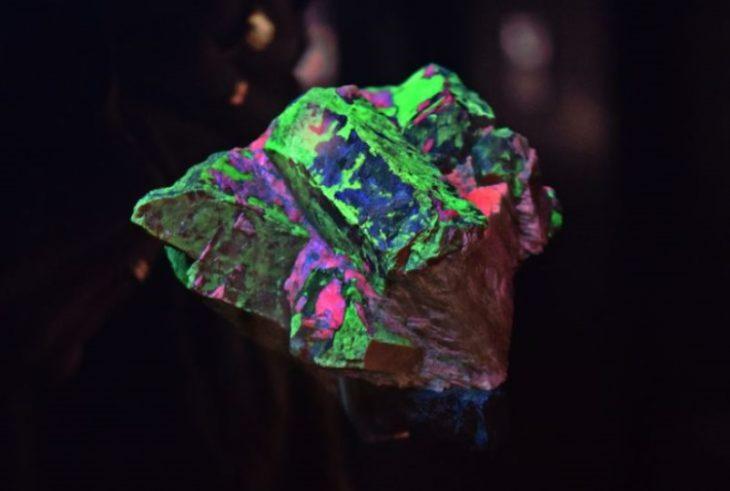 Интересные фото, сделанные с использованием ультрафиолета