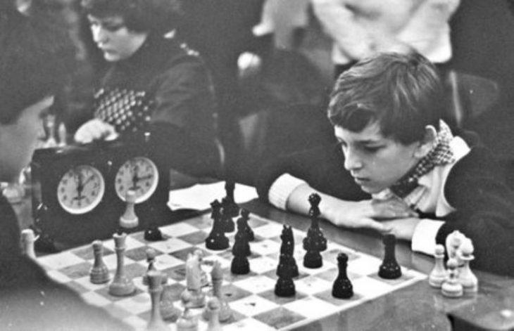 detskiye i yunosheskiye teleperedachi v SSSR_Shakhmatnaya shkola