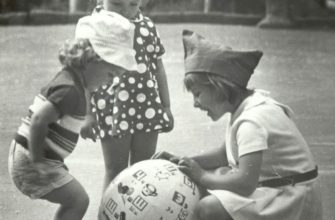 sovetskoye detstvo v SSSR