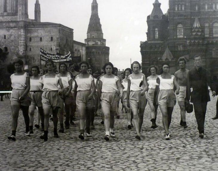 idealy krasoty zhenshchin SSSR 1940