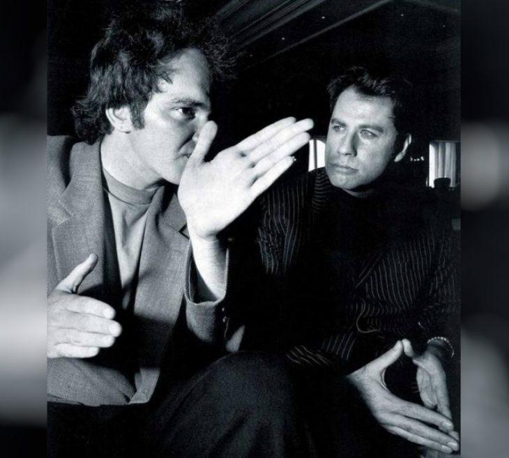 Quentin Tarantino, John Travolta