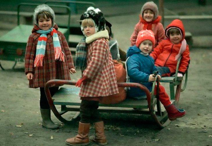 30 фото, которые заставят каждого тосковать о детстве