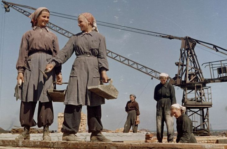 idealy krasoty zhenshchin SSSR 1960