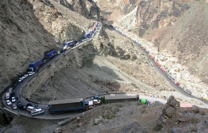 Самые экстремальные дороги мира, 30 фото