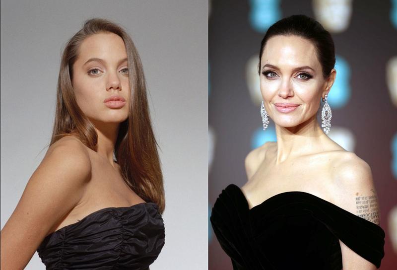 Как со временем изменились известные звездные женщины