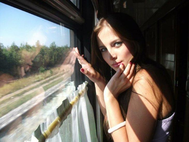 Все прелести путешествий в плацкартных поездах: 40 фото