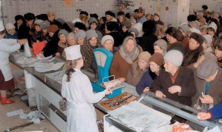торговля в СССР